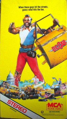 9786300183339: D.C. Cab [VHS]