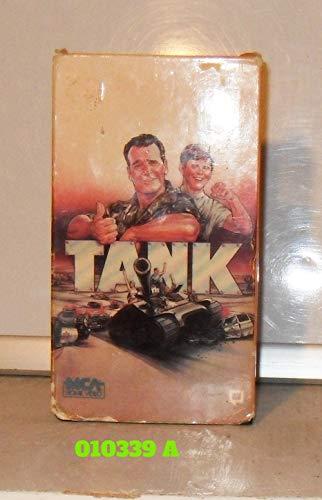 9786300183421: Tank [USA] [VHS]