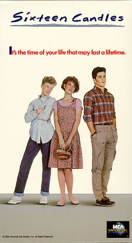 9786300183469: Sixteen Candles [VHS] [Import USA]