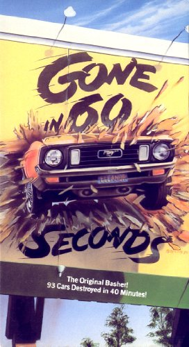 9786300188648: Gone in 60 Seconds [VHS]