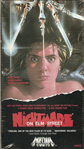 A Nightmare on Elm Street [VHS]