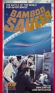 9786300207851: Bamboo Saucer [VHS]