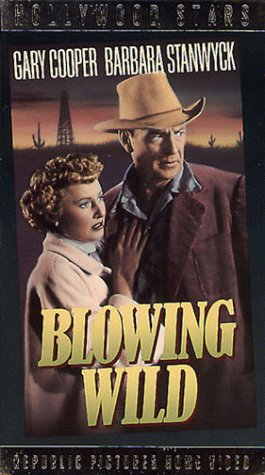 9786300207936: Blowing Wild [USA] [VHS]