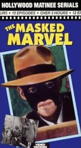 9786300209329: The Masked Marvel [VHS]