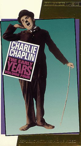 9786300209732: Chaplin:Early Years Vol. 4 [VHS]