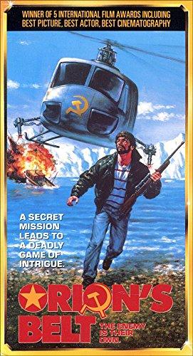 9786300212770: Orion's Belt [VHS]