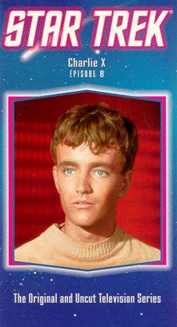 9786300213128: Star Trek - The Original Series, Episode 8: Charlie X [VHS]