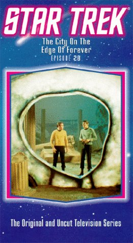 9786300213326: Star Trek - The Original Series, Episode 28: The City On the Edge Of Forever [VHS]