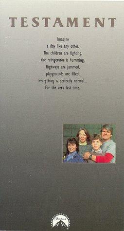 9786300214576: Testament [VHS]