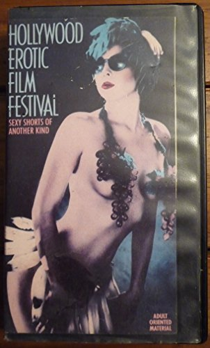 9786300215030: Hollywood Erotic Film Festival [VHS]