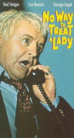 9786300216006: No Way to Treat a Lady [VHS]
