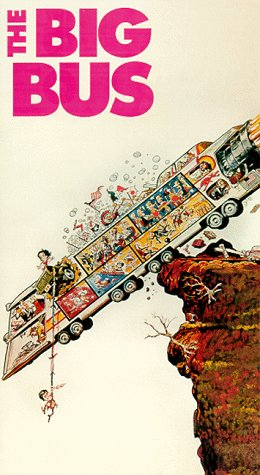 9786300216761: The Big Bus [VHS]