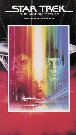 9786300216808: Star Trek - The Motion Picture [VHS]