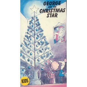 9786300217447: George & The Christmas Star [VHS]