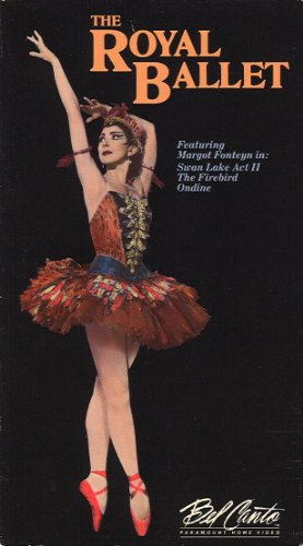 9786300217737: The Royal Ballet [VHS]