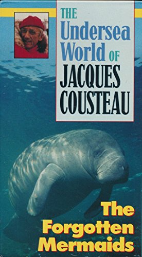 9786300219472: Forgotten Mermaids:The Undersea World of Jacques Cousteau [VHS]