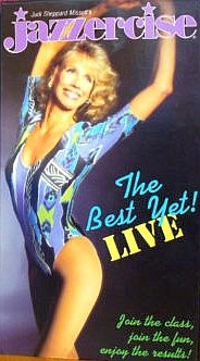 9786300223066: Jazzercise - The Best Yet Live [VHS]