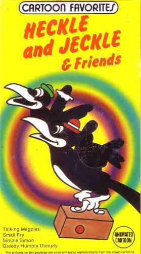 9786300237636: Heckle & Jeckle/Talking Magpies [VHS]
