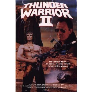 9786300240520: Thunder Warrior 2 [VHS]