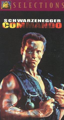 9786300248083: Commando [VHS]