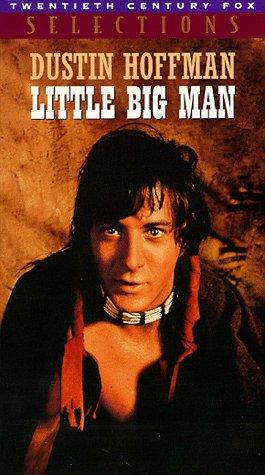 9786300251014: Little Big Man [VHS]
