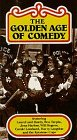 9786300255371: Golden Age of Comedy [VHS]