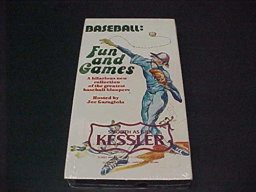 9786300255708: Baseball:Fun & Games [VHS]