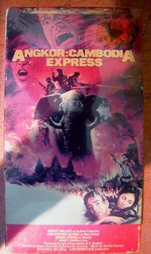 9786300260085: Angkor: Cambodia Express [VHS]