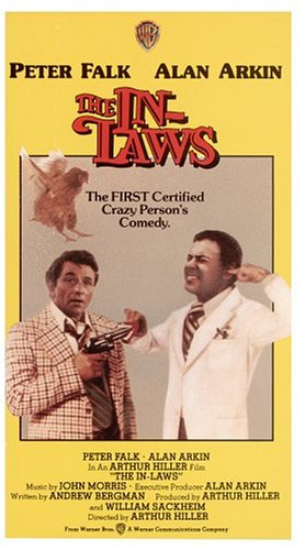 9786300267909: The In-Laws [VHS]