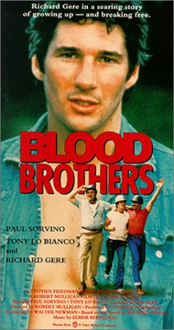 9786300268760: Blood Brothers [VHS]