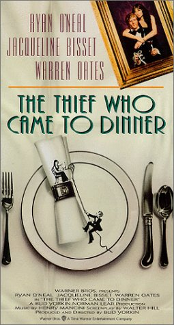 9786300268838: Thief Who Came to Dinner [VHS]