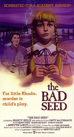 9786300270275: The Bad Seed [USA] [VHS]