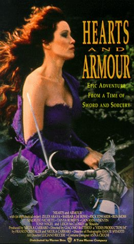 9786300270558: Hearts & Armour [VHS] [Import USA]