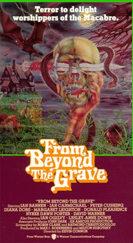 9786300271104: From Beyond the Grave [VHS]