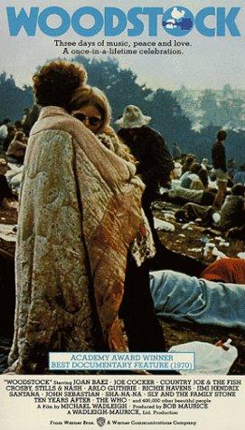 9786300271449: Woodstock [VHS]
