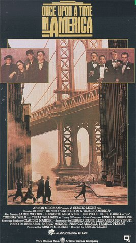 9786300271616: Once Upon a Time in America [USA] [VHS]