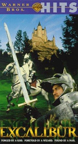 9786300271791: Excalibur [USA] [VHS]