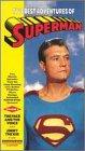 9786300273504: TV's Best Adventures of Superman 4 [VHS]