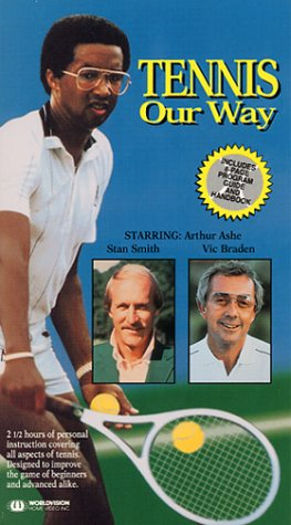 9786300279858: Tennis Our Way [VHS] [Import USA]