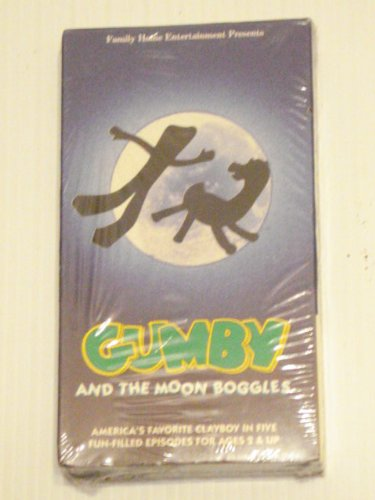 9786300984943: Gumby:Moon Boggles [VHS]