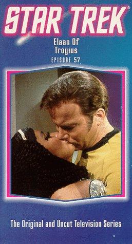 9786300988583: Star Trek - The Original Series, Episode 57: Elaan Of Troyius [VHS]