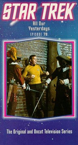 9786300988743: Star Trek [USA] [VHS]