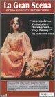 9786301007474: La Gran Scena Opera Company Di New York (Dramatic Satire) (Sung in Original Languages) [VHS]
