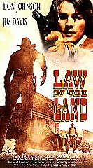9786301009737: Law of the Land [VHS]