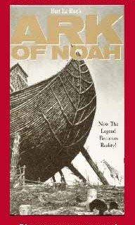 9786301016339: Bart La Rue's The Ark of Noah [VHS]