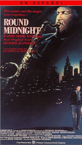 9786301016858: Round Midnight (Alrededor de Medianoche - Version Subtitulada) [VHS]