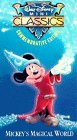 9786301017107: Mickey's Magical World/Commemorative [VHS]