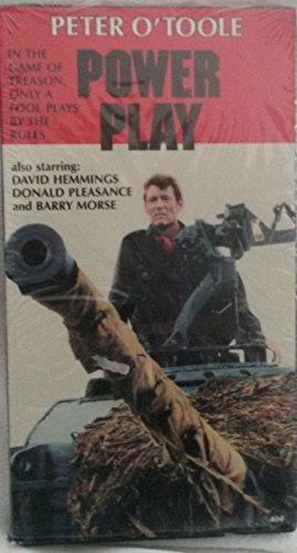 9786301026208: Power Play [VHS]