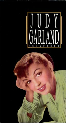 9786301038911: Judy Garland Scrapbook [USA] [VHS]