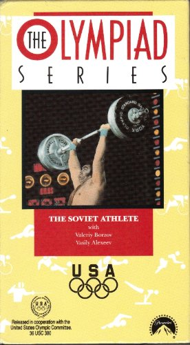 9786301063036: The Soviet Athlete (Olympiad Series) [VHS]